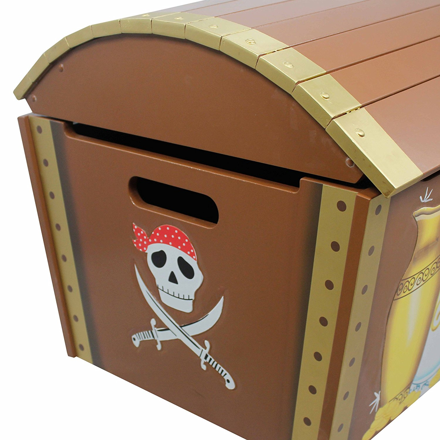 review of fantasy field by teamson pirate treasure chest the